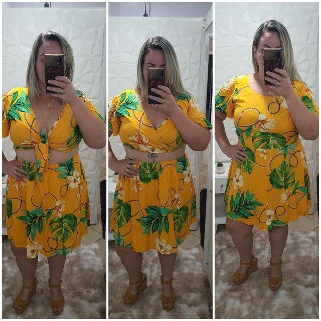vestidos plus - Foto 2