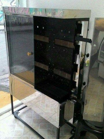 Maquina de frango assado
