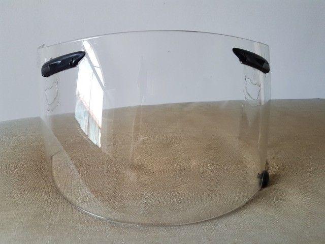 viseira arai cristal rx-7