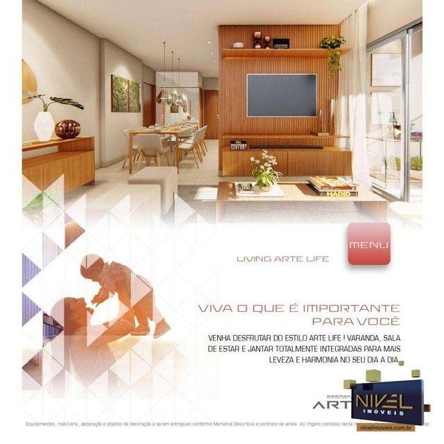 Apartamento com 3 dormitórios à venda, 82 m² por R$ 486.045 - Setor Leste Universitário -  - Foto 11
