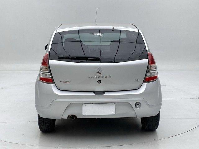 Renault SANDERO SANDERO Expression Hi-Flex 1.6 8V 5p - Foto 7