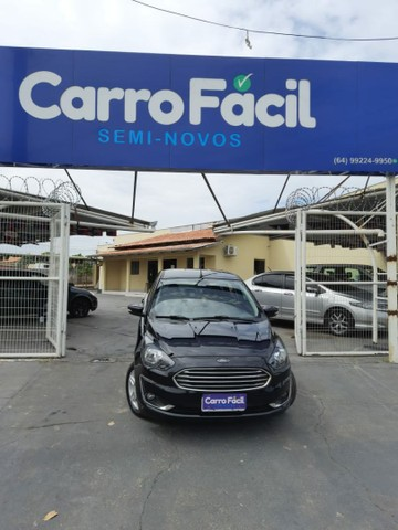 Ford Ka+ SEL 1.5 Automático 2020 - Foto 19