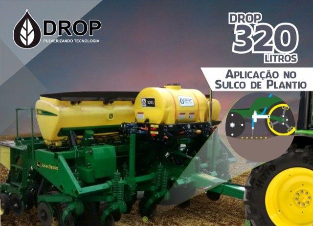 Máquina Pulverização Sulco De Plantio Drop 320 Smart - Foto 4
