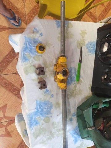 Vendo tarraxa  de fazer rosca em cano  - Foto 5