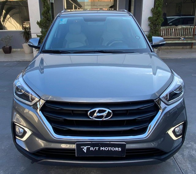 Hyundai Creta Prestige 2020 c/ Baixa Km - Muito Novo! - Foto 9