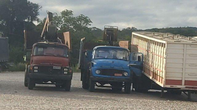 Caminhão garra sucateira - Foto 2