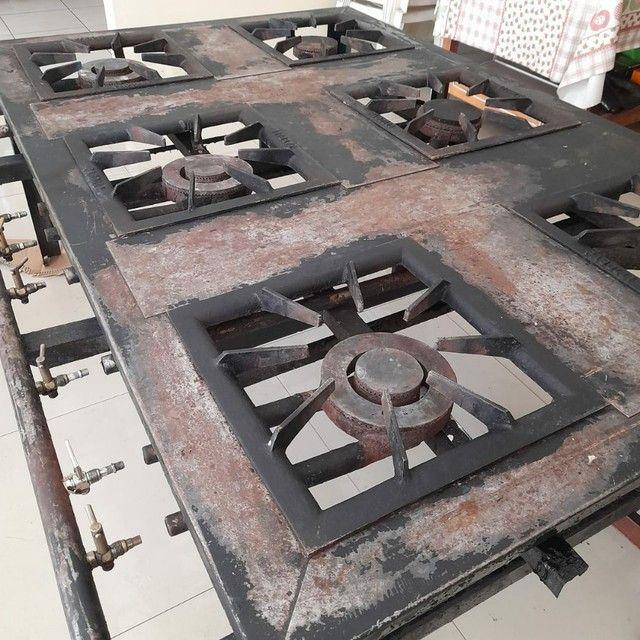 Fogão Industrial  - Foto 4