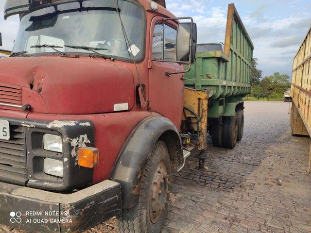 Caminhão garra sucateira - Foto 6
