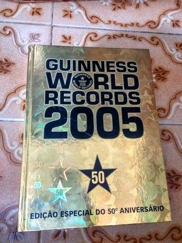 Livro dos recordes de 2005
