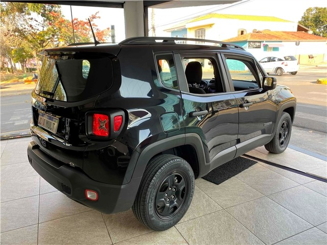Jeep Renegade 2018 2.0 16v turbo diesel custom 4p 4x4 automático - Foto 4