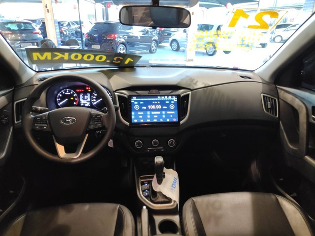 CRETA 2020/2021 1.6 16V FLEX ACTION AUTOMÁTICO - Foto 7
