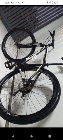 Bicicleta Aro 29 absolute, quadro 19, bom estado - Foto 3