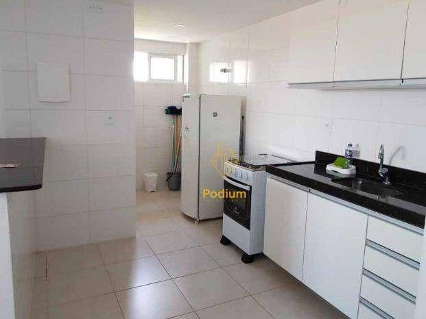 Apartamento no Ecomarine Residence, com área de Lazer Completa a 270m² da praia de Camboin - Foto 3