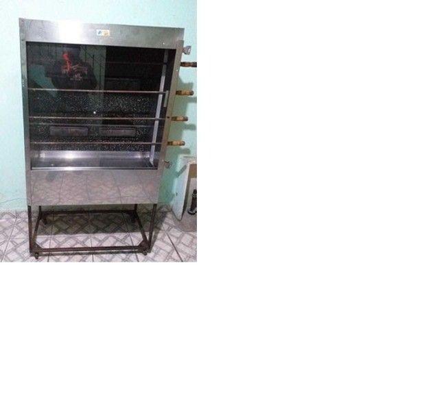 Maquina de frango assado  - Foto 2