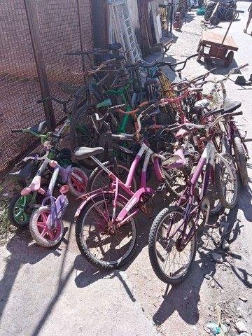 Lote de bicicletas - Foto 2