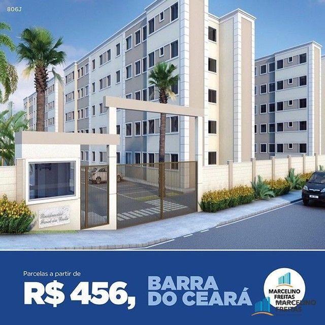 Apartamento com 2 dormitórios para alugar, 44 m² por R$ 809,00/mês - Vila Velha - Fortalez - Foto 18
