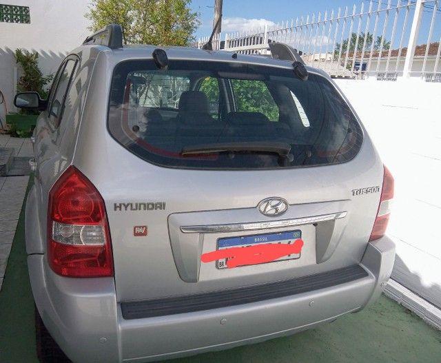 Hyundai Tucson GL 2010 manual - Foto 5