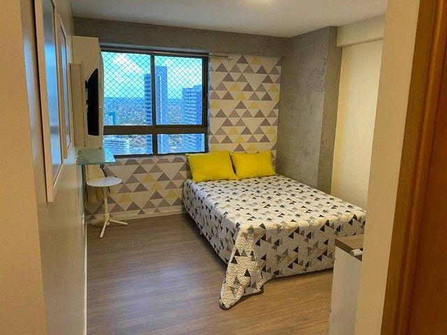 Apartamento para venda com 159 metros quadrados com 4 quartos em Casa Amarela - Recife - P - Foto 5