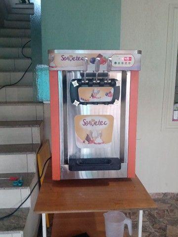 Máquina de sorvete expresso - Foto 3