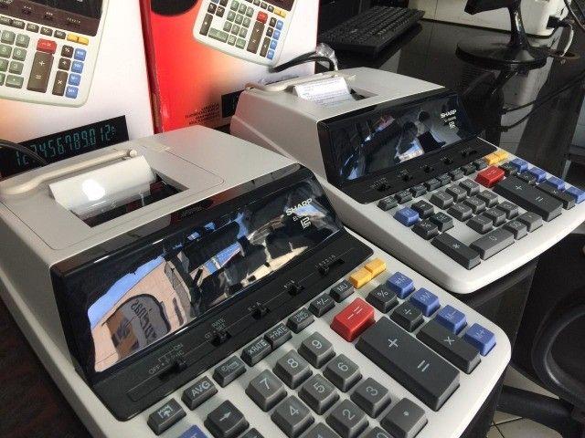 Calculadora Sharp 2630 Piii Nova R$1.190,00 - Foto 4