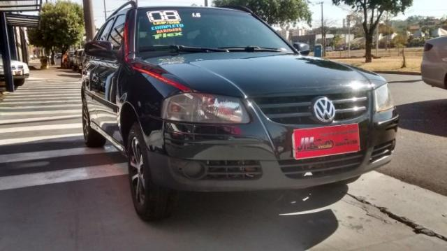 VOLKSWAGEN PARATI 2008 1.6 MI PLUS 8V FLEX 4P MANUAL G.IV