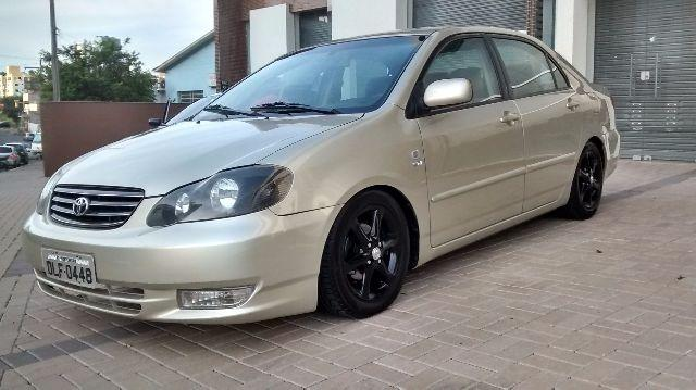 TOYOTA COROLLA XEI 1.8 MANUAL REBAIXADO TOP