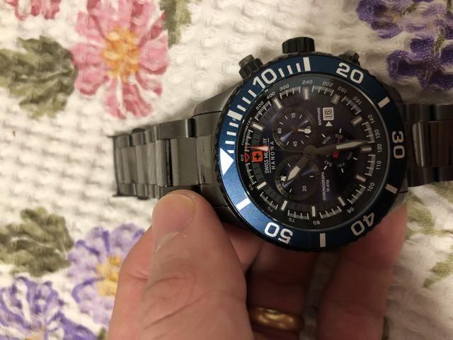 Relógio Military Army Original (Não aceito trocas)
