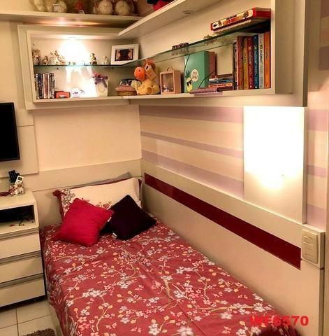 Cygnus, apartamento 3 quartos, 2 vagas, próximo Whashington Soares, Luciano Cavalcante - Foto 14