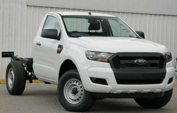 Ford Ranger XL Chassi 2.2 Diesel 4x4 Manual 2019