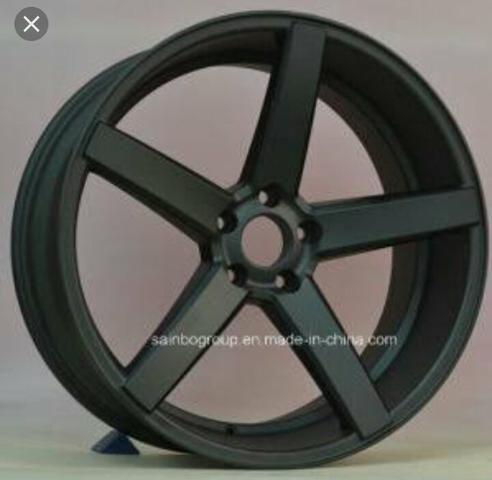 Rodas 22 GISA/ pneus novos