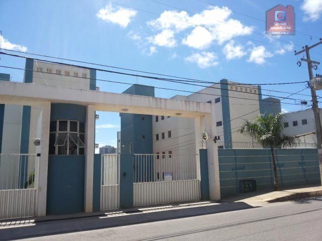 Apartamento residencial para venda e locação, Emaús, Parnamirim - LV1206