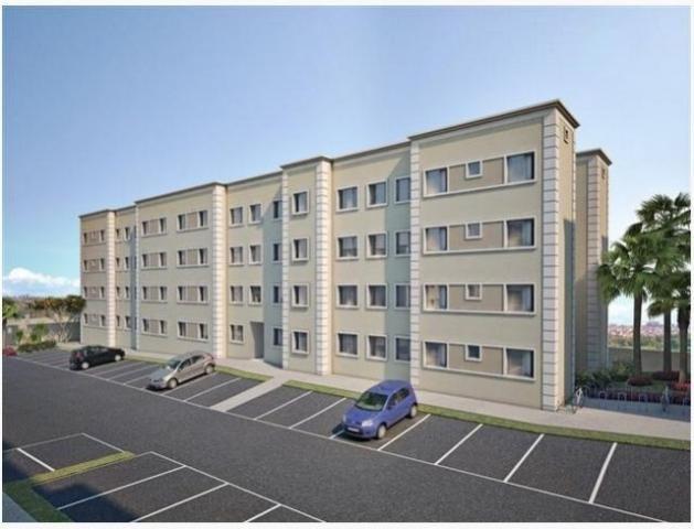 Apartamento 2 quartos no Parque Valence Balneário Carapebus/ Serra