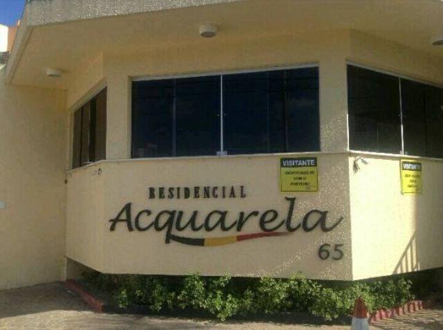 Locação de Apto no Residencial Acquarela
