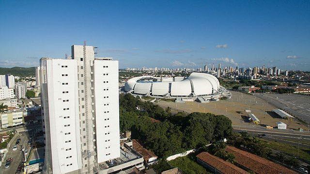 Repasse Apart Jardim Lagoa Nova 2/4 sendo 1 suíte 56m²