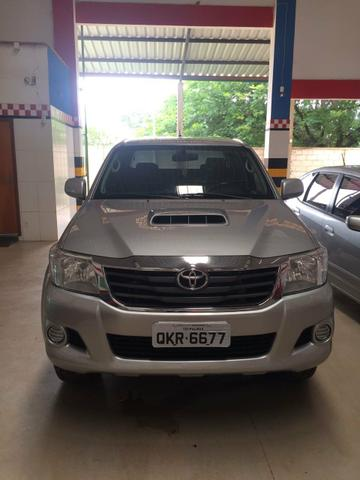 Hilux 15/15 manual 2018 pago