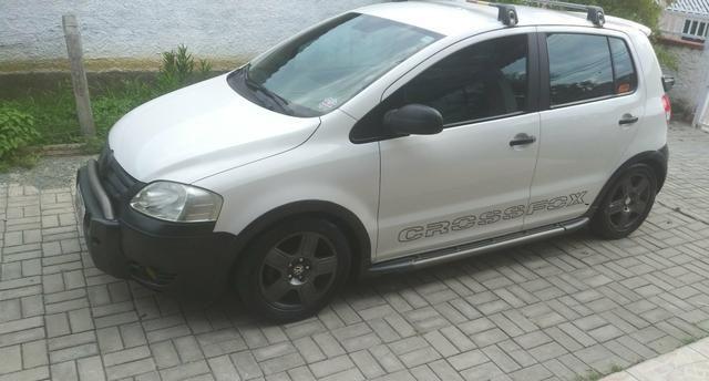 VW CROSSFOX 1.6 legalizado