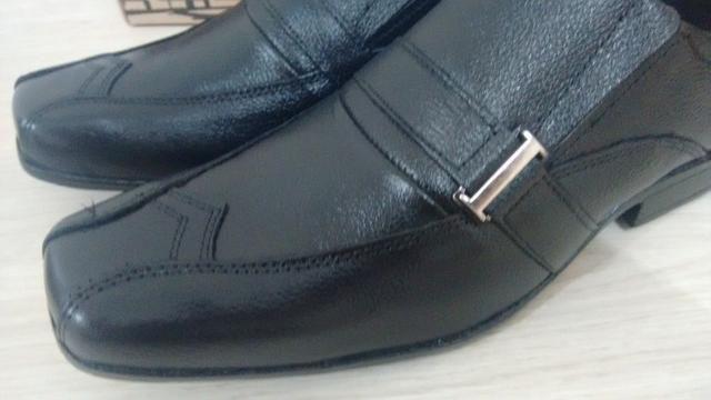 c1634268b Sapato couro legítimo masculino - Roupas e calçados - Jardim Castelo ...