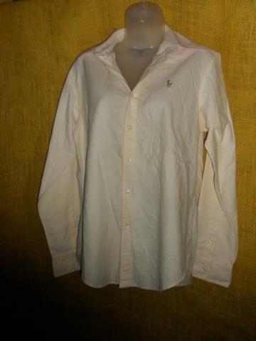 Camisa amarela feminina Ralph lauren original tam M - Roupas e ... c0a1bc9d3ac