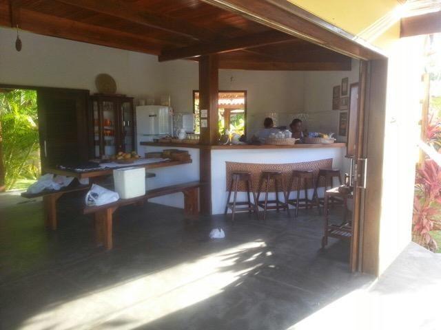 Casa paradisíaca - Baia de Camamu - Ilha do Contrato - Foto 3