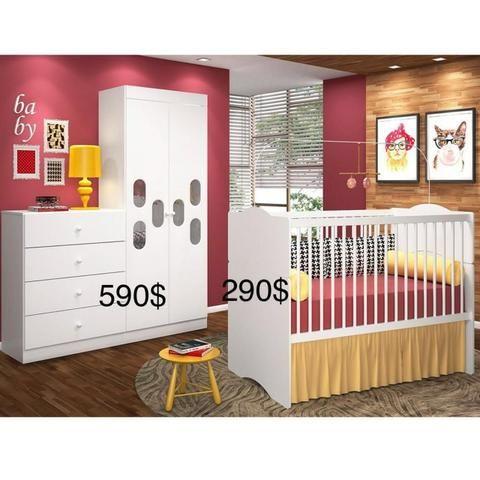 Quarto de Bebê Barato ( preço a negociar ) - Foto 3