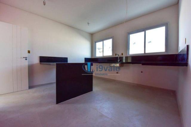 Casa com 4 dormitórios para alugar, 392 m² por r$ 4.800,00/mês - mirante do vale - jacareí - Foto 10