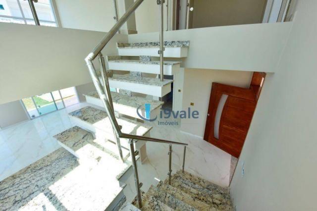 Casa com 4 dormitórios para alugar, 392 m² por r$ 4.800,00/mês - mirante do vale - jacareí - Foto 12
