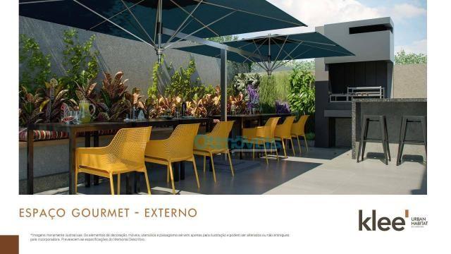 Apartamento com 3 dormitórios à venda, 73 m² por R$ 539.000 - Ecoville - Curitiba/PR - Foto 8