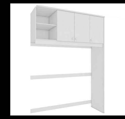 Roupeiro Infantil Modulado - Componente *NOVO* ShopMix Móveis - Foto 2