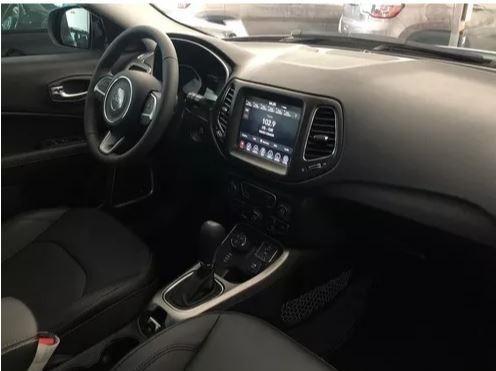Jeep Compass Longitude 2.0 Diesel 4x4 Aut 19/20 0km IPVA 2020 pago - Foto 4