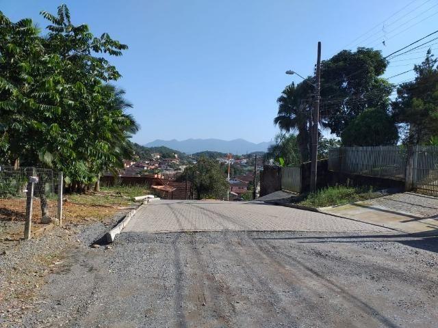 Terreno em local alto no Nova Brasilia - Foto 7