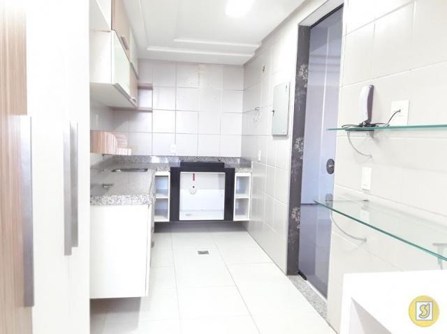 Apartamento para alugar com 3 dormitórios em Mucuripe, Fortaleza cod:50381 - Foto 15