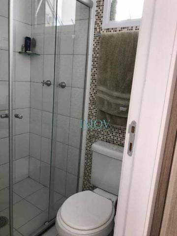 Apartamento com 2 dormitórios à venda, 62 m² por r$ 420.000 - jardim aquarius - Foto 19