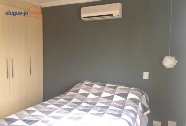 Apartamento com 3 dormitórios à venda, 120 m² por r$ 450.000 - vila adyana - são josé dos  - Foto 4