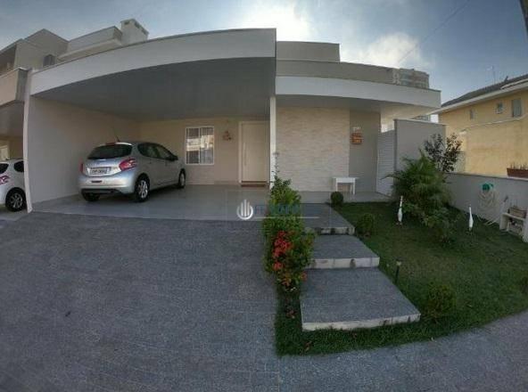 Casa com 3 dormitórios à venda, 165 m² por r$ 850.000 - urbanova - são josé dos campos/sp